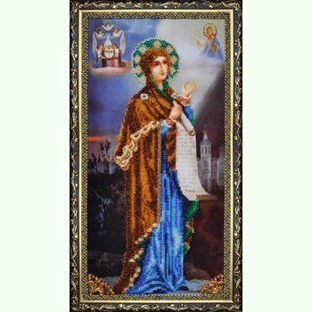 Икона Божией Матери Боголюбской P-077