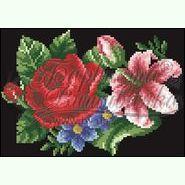 Лілеї, троянди, незабудки КЛл-361Ч