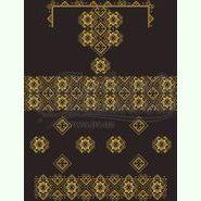 Атласна чорна жіноча сукня ПЛ-033Ч