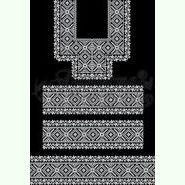 Атласна чорна жіноча сукня ПЛ-066Ч