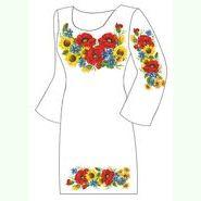 Белое платье ПлПс-013Б