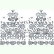 Заготовка для вишивання рушника для весільних ікон ТР059