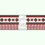 Заготовка для вышивания рушника для свадебных букетов и декора ТР064