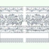 Заготовка для вышивания рушника для свадебных икон ТР121