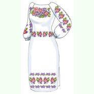Домоткана жіноча сукня ВПЖП-57