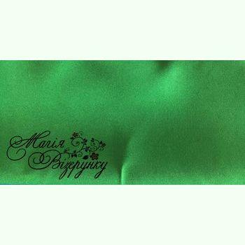 Зелений габардин