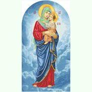 Богородица (наместная) БН-В