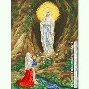 Діва Марія з Люрду ДМЛ-1