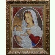 Мадонна с ребенком (милость)