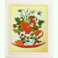 Клубничный чай R-021