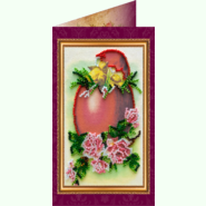 Пасхальная открытка-5
