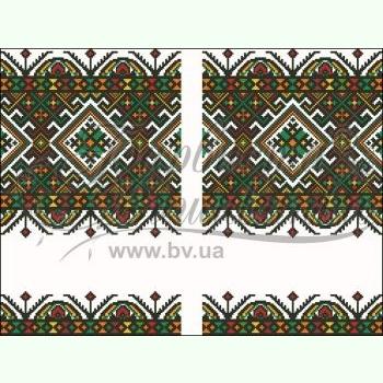 Домоткана заготовка для вишивання рушника для весільних ікон ТР085дн3099