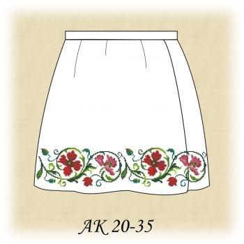 Заготовка к юбке детской АК 20-35