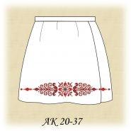 Заготовка к юбке детской АК 20-37
