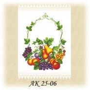 АК 25-06 Л. Рушник до Спаса