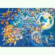 Синяя птица счастья AB-632