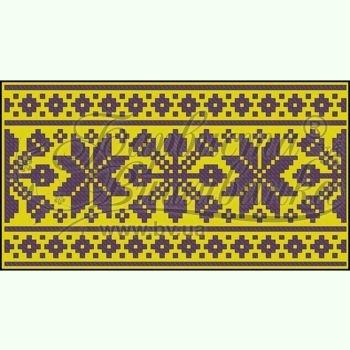 КЕ002лЖ1301_009_015. Пошитий клатч для вишивання нитками