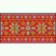КЕ001лР1301_037_044. Пошитий клатч для вишивання нитками