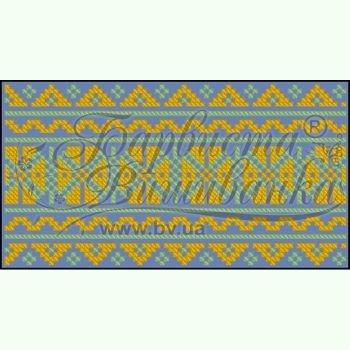 КЕ005лУ1301_032_078. Пошитий клатч для вишивання нитками