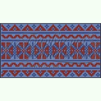 КЕ005лУ1301_032_077. Пошитий клатч для вишивання нитками