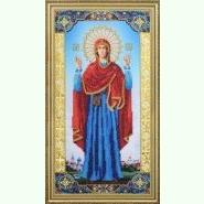 """Икона Божьей Матери """"Нерушимая стена"""" Р-363"""