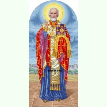 Святий Миколай (ростовий) СММ-ІЗ