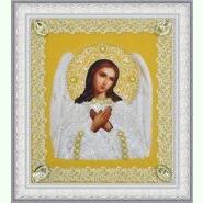 Ікона Ангела Хоронителя (золото) ажур P-372