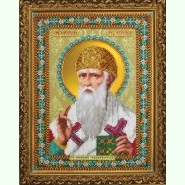 Ікона Святителя Спиридона Триміфунтського P-380