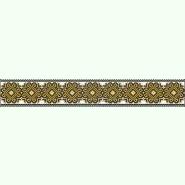 Сонячна СЖ038шБ. Шовкова біла жіноча спідниця