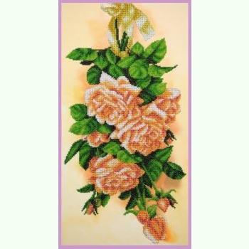 Вінтажні троянди P-387