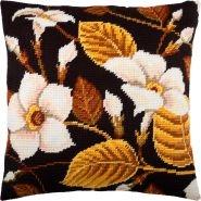 Набори для вишивки подушок півхрестиком