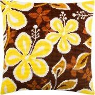Жовті квіти V-229