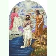 Хрещення Господнє (іконостас) І-ХГ