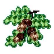 Дубове листя L-501