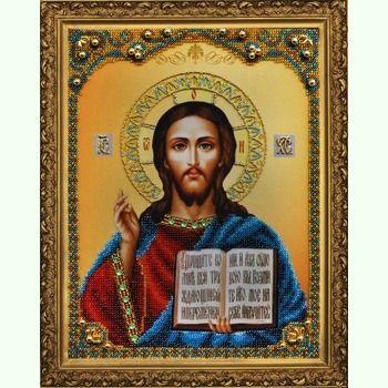 Икона Христа Спасителя P-123