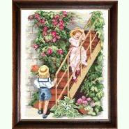 Дети на лестнице. Первое признание NP-13
