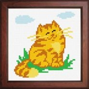 Рудий кіт N-1129