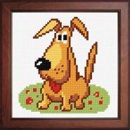 Собака на галявині N-1270