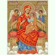 Пресвята Богородиця Всецариця ПБВ