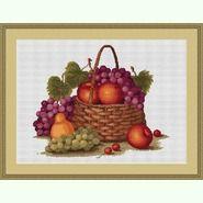 Натюрморт с яблоками B450