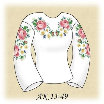 Троянда АК 13-49