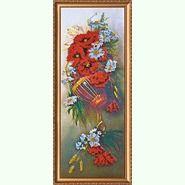 Полевые цветы AB-001