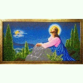 Иисус на Оливной горе ІОГ