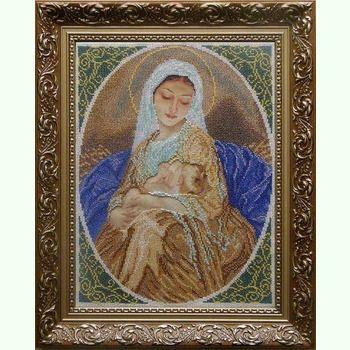 Мадонна с ребенком (нежность) МДН