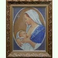 Мадонна с ребенком (кротость) МДЛ