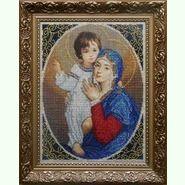 Мадонна с ребенком (радость) МДР