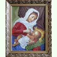 Богородица Кормилица (на подушке) БГП