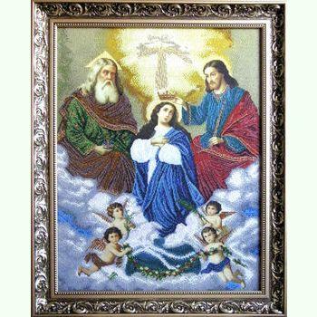 Коронование Пресвятой Богородицы КПБ