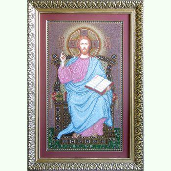 Иисус на троне ІТ