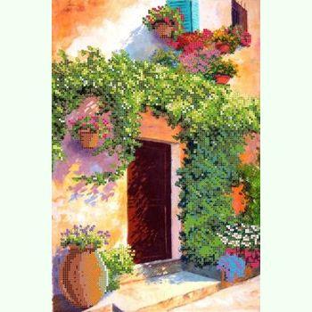 Цветущий дворик-2 SА-028